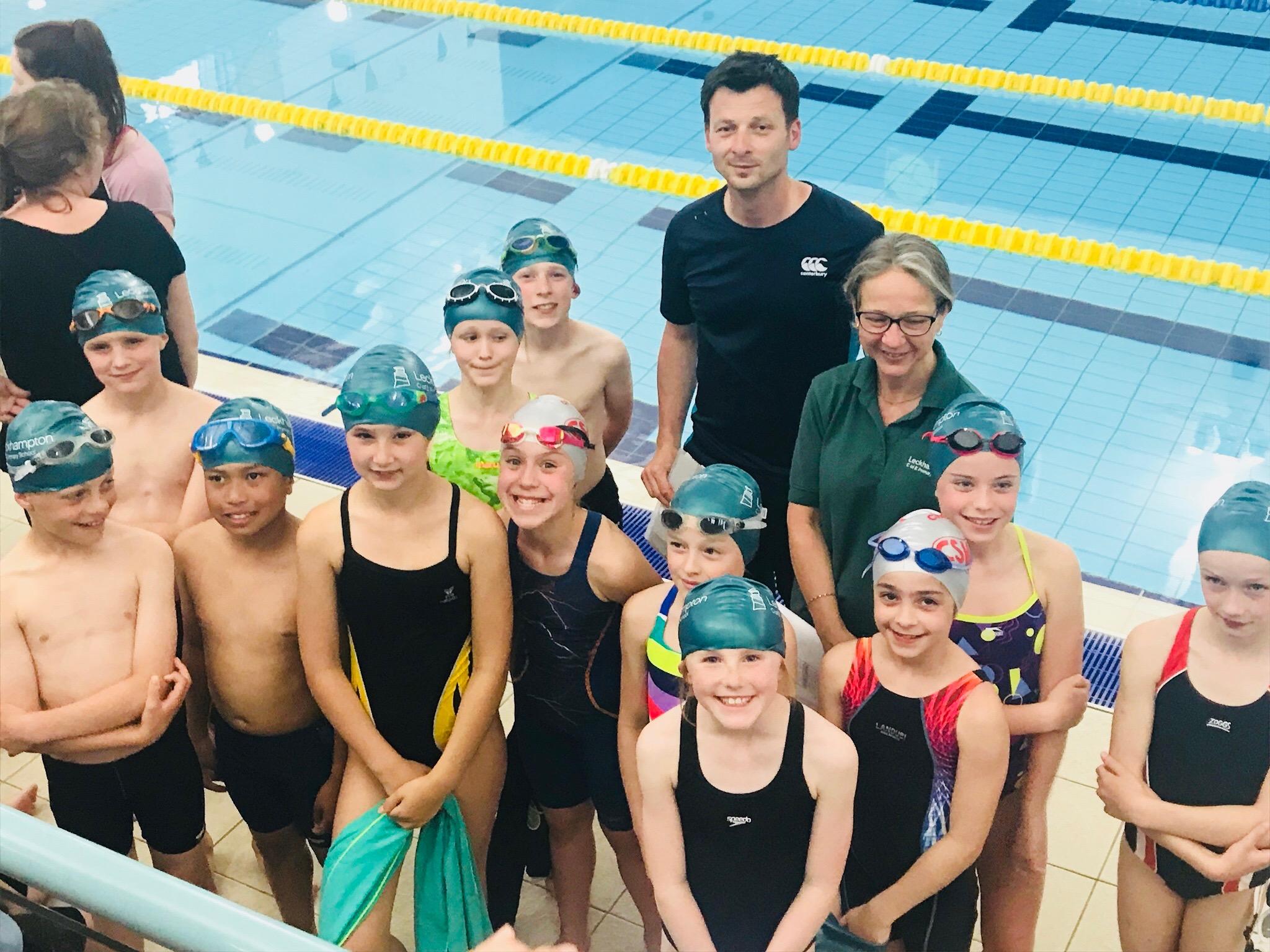 Cheltenham Schools Swimming Gala Leckhampton Primary School